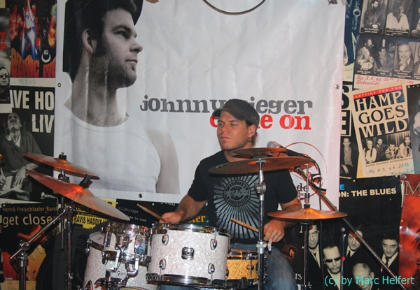 johnny rieger band